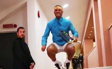 Надал изпревари Федерер по най-дълго време без излизане от топ 10