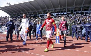 Бодуров почти сигурно аут за дербито с Левски