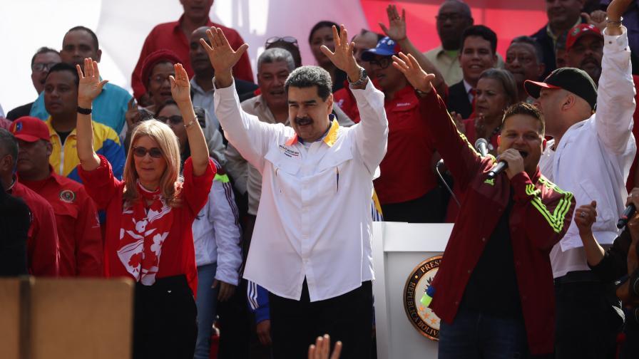 Мадуро иска предсрочни избори във Венецуела