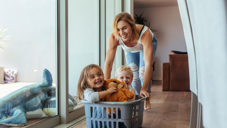 Как домът ни да остане подреден, когато имаме деца