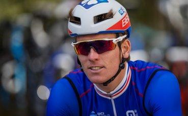 Арно Демар спечели десетия етап на Джирото