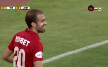 Тиаго е Играч на мача Левски - ЦСКА