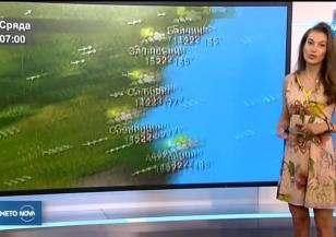 Прогноза за времето (21.05.2019 - централна емисия)