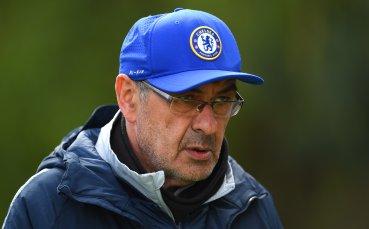 Челси няма да спира Сари, но ще иска компенсация