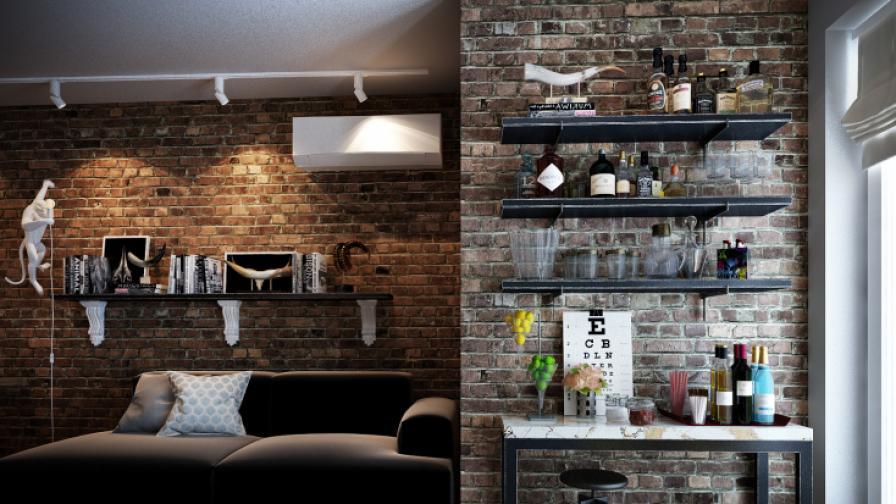 Апартамент в Пловдив, който очарова с...