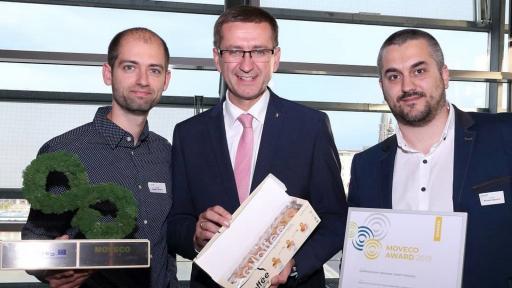 Мирослав и Симеон получават поредна награда