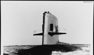 <p>Най-тежкият инцидент с атомна подводница на САЩ</p>