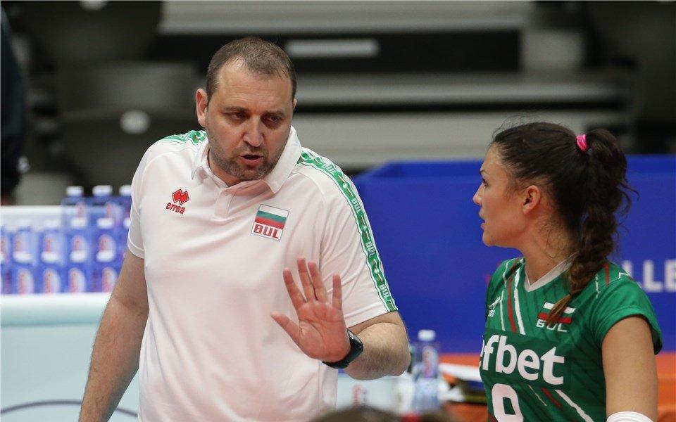 Иван Петков напуска Марица, ще води само националките