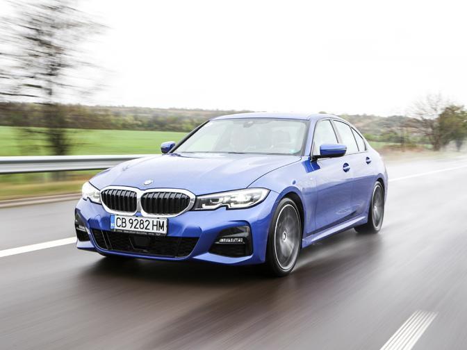 BMW Серия 3 галерия