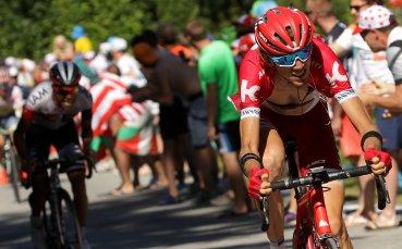 Закарин спечели 13-ия етап на Джирото, провал за Йейтс