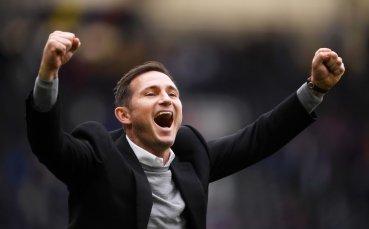 Челси назначава Лампард до 48 часа