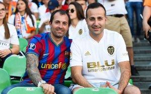 НА ЖИВО: Барселона и Валенсия се хванаха за гушите