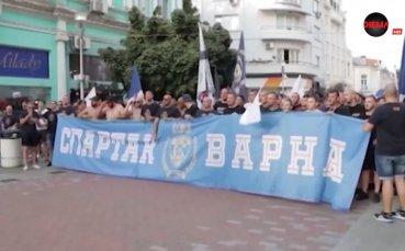 Новият член на Втора лига - Спартак Варна