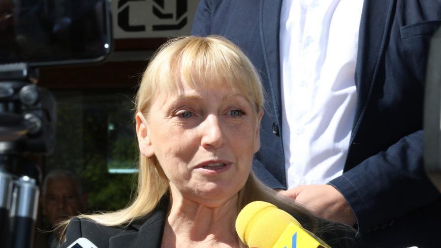 Йончева: Това е пътят да се докаже, че нямам вина