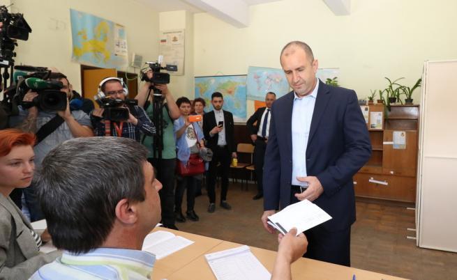 Румен Радев: Изборите за ЕП са не по-малко важни от националните избори