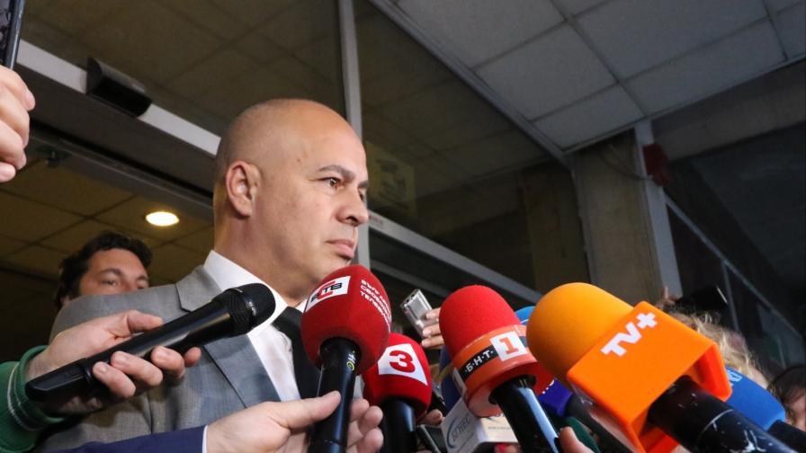 Георги Свиленски: Правим собствено...