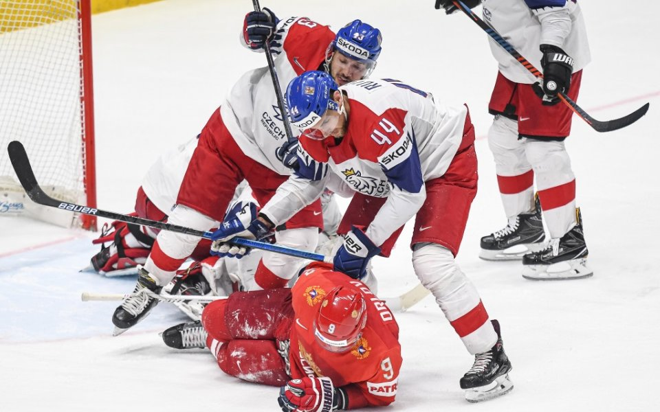 Русия спечели бронза на Световното по хокей на лед