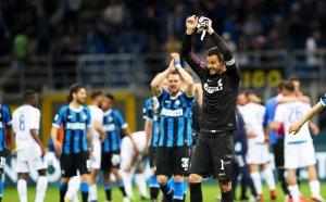 Свръхестествен капитан прати Интер в Шампионската лига