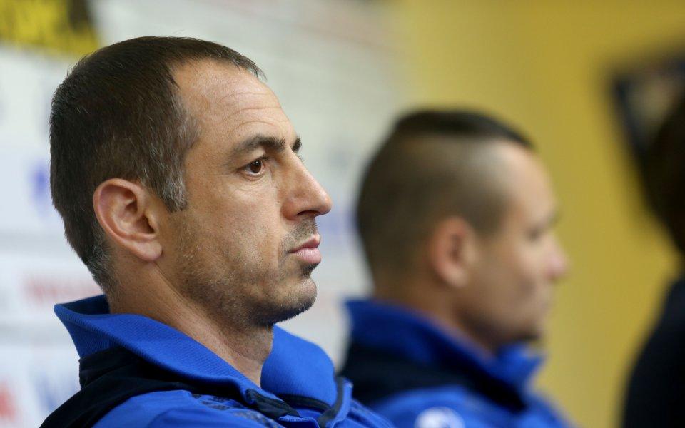 Жоро Илиев подписал с Локо Пд само до края на 2019 г.