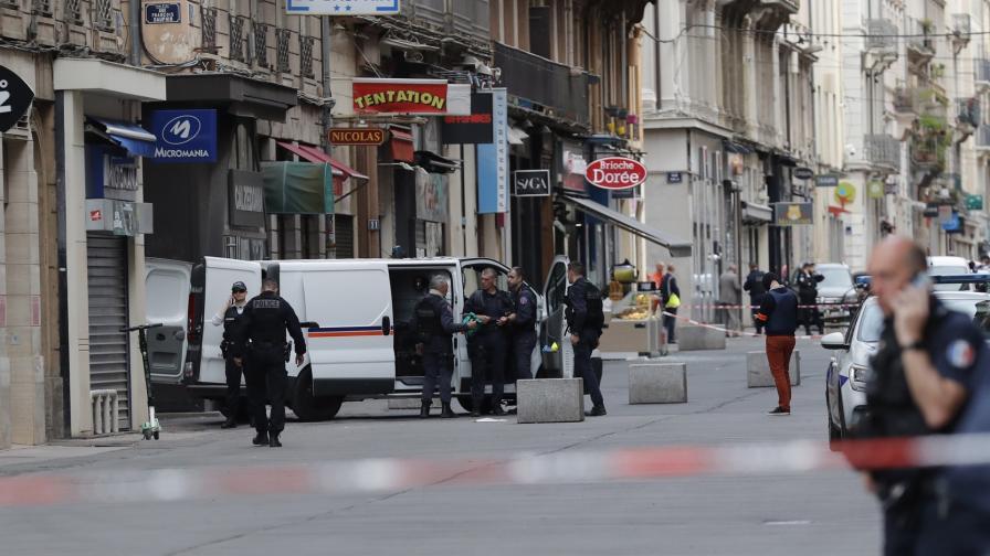 <p>Арестуваха четвърти заподозрян за атентата в Лион&nbsp;</p>