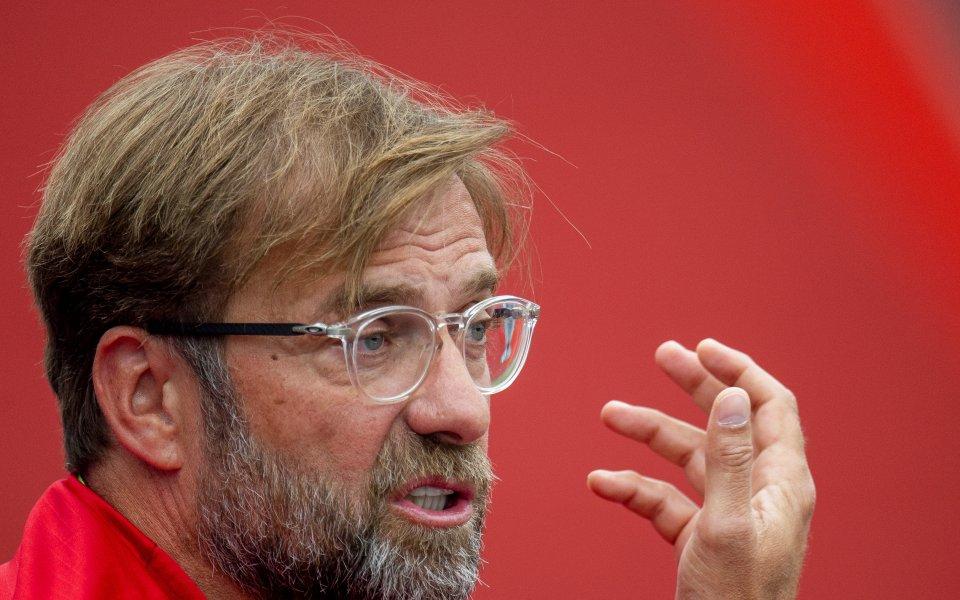 Треньорите на Ливърпул и Манчестър Сити продължават с комплиментите един
