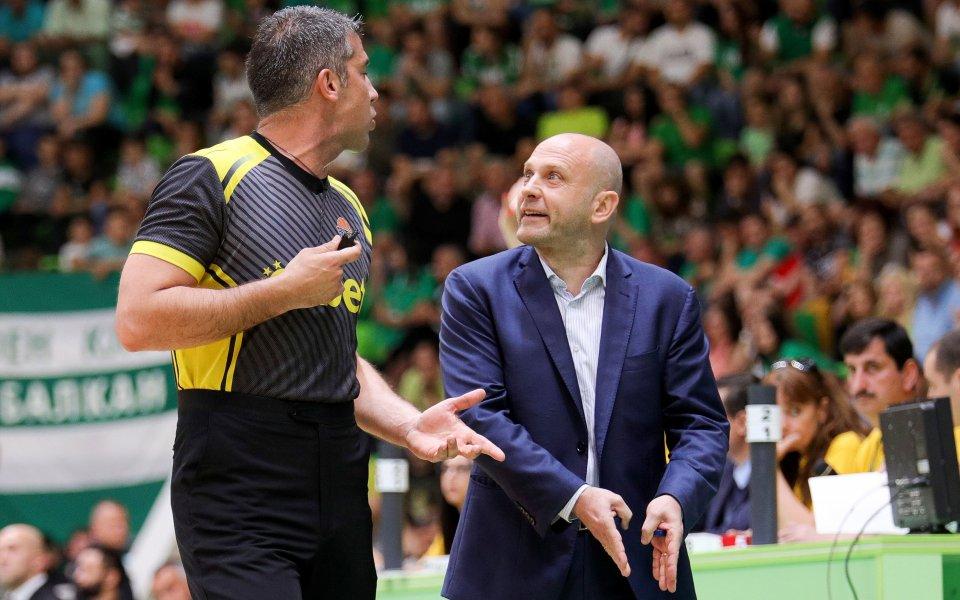 Тити Папазов: Балкан е заслуженият шампион, поздравления!