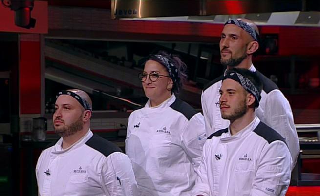 Веско и Тихомиров за преживяното в Hell's Kitchen