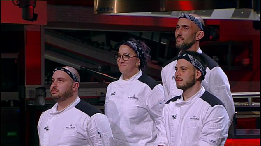 Веско и Тихомиров за преживяното в Hell's Kitchen