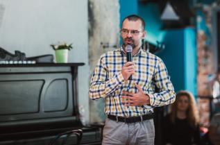 Боян Рашев, управляващ партньор на denkstatt България