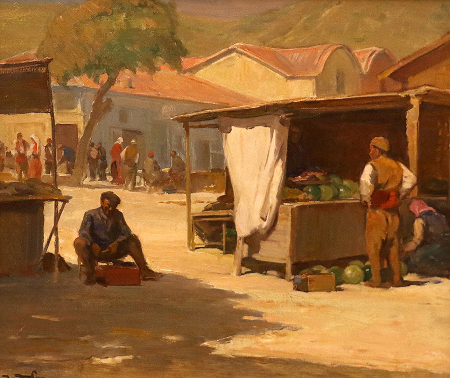 Пазар с дини 1932
