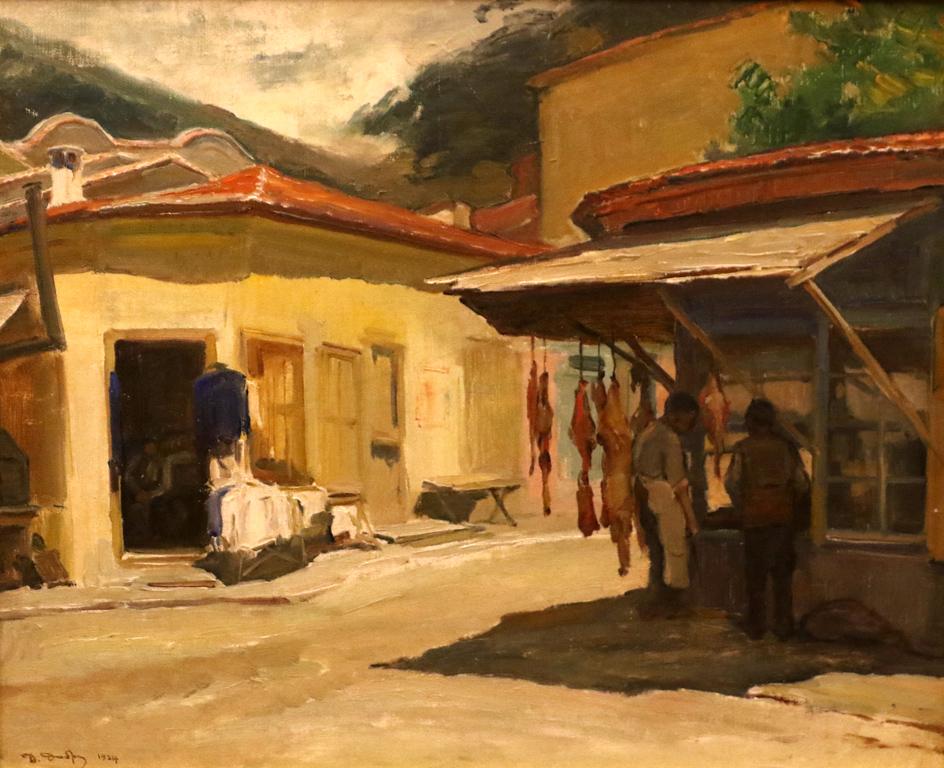 Пазар на месо 1934
