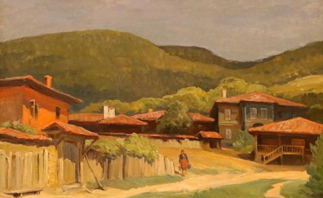 Българският майстор на портретите - между родното и чуждото