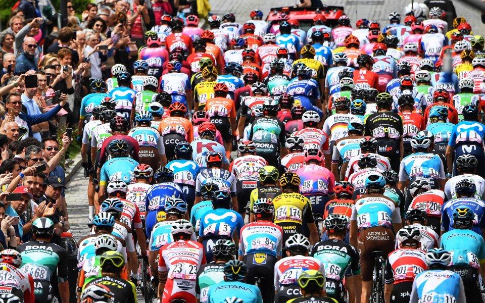 Луд финал в 18-ия етап на Джирото и изненадващ победител