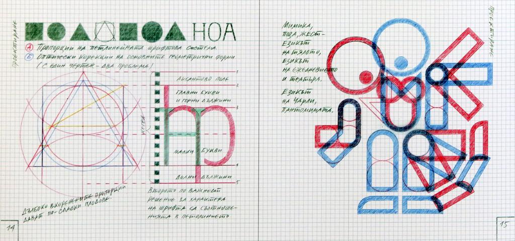 """Авторското издание """"Ревизия"""" на Стефан Груев е осъществено по програмата за научната и художествено-творческата дейност на НХА за 2017 г."""
