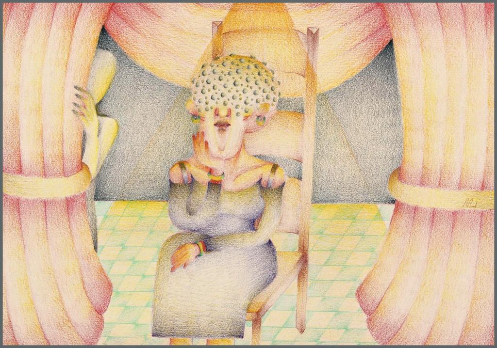 """Изложбата """"Silencia"""" представя най-разнообразни негови творби нови и предишни."""