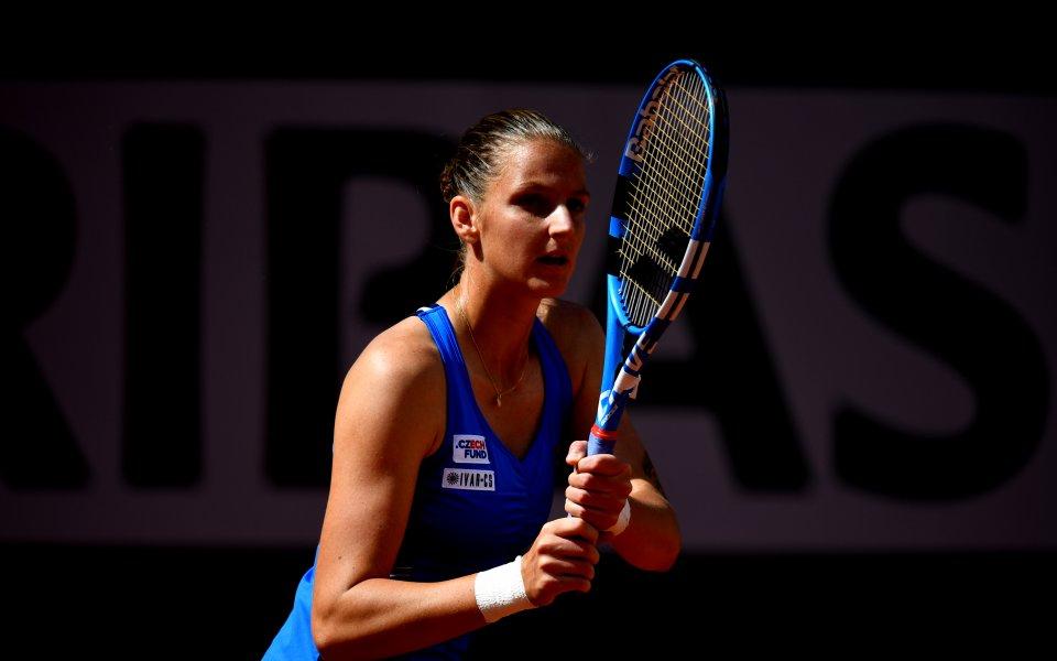 Плишкова се класира за финалния турнир на WTA за 2019 г.