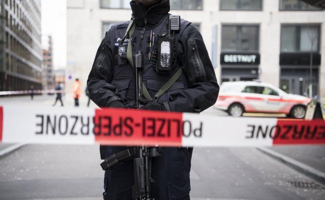 Трима загинали след драма със заложници в Цюрих