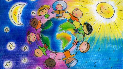 Как изглежда детството в различните кътчета на света