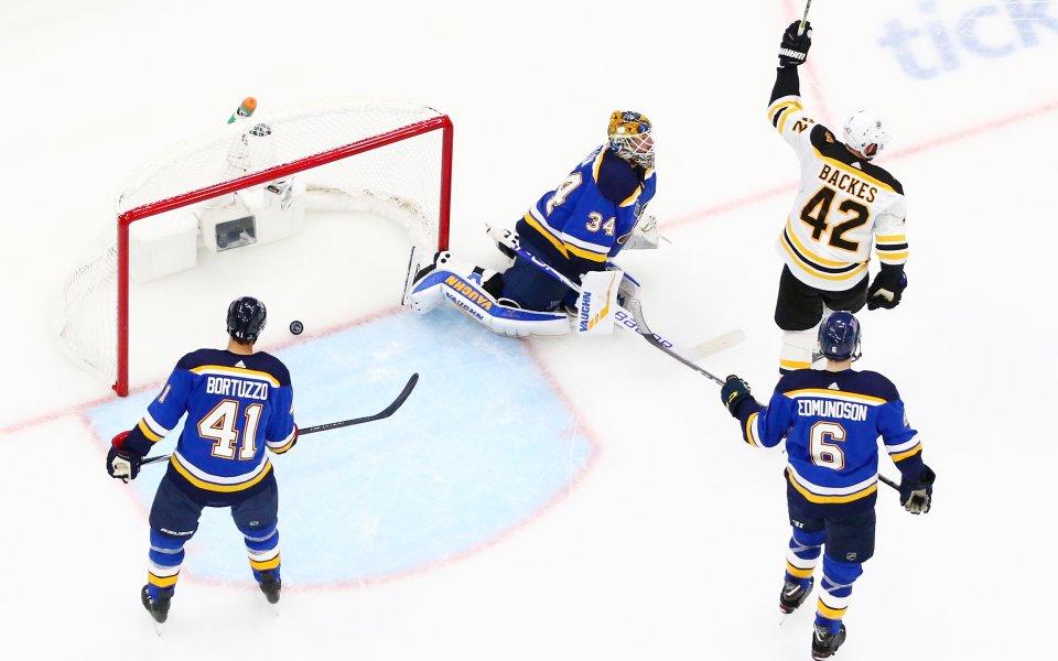 Резулаттите от НХЛ