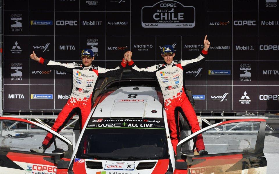 Световният шампион във WRC отива в Хюндай