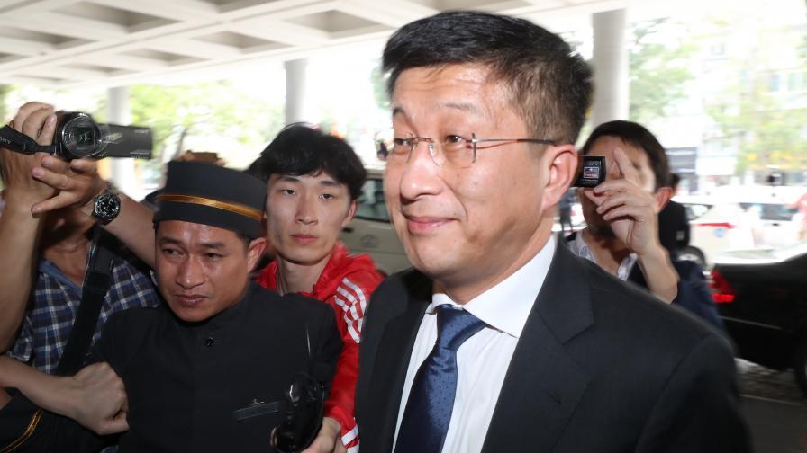 Ким Хаок-хол
