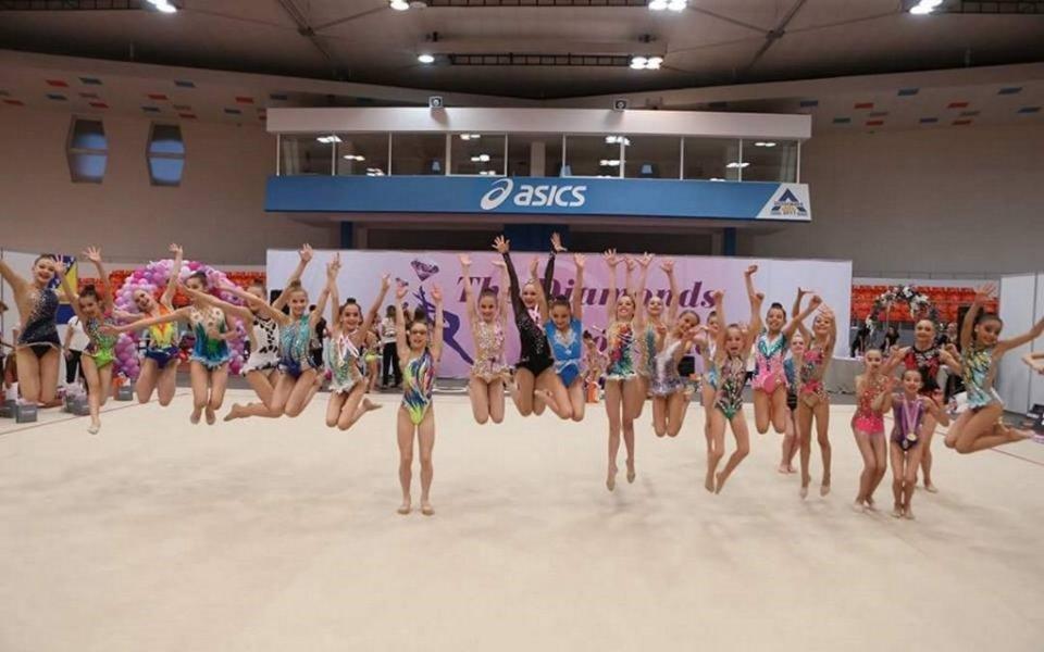 Сериозен интерес към турнира по художествена гимнастика