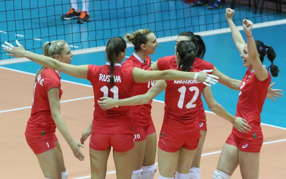 Волейболистките на България допуснаха загуба и от Тайланд с 1:3