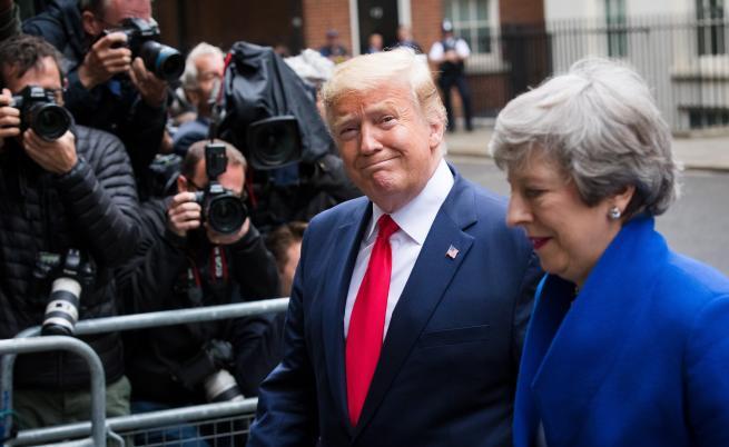 Тръмп: След Брекзит -