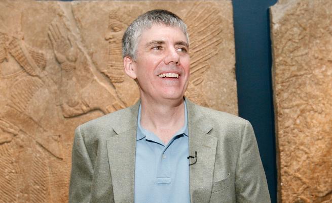 Учителят, който съживи гръцките богове