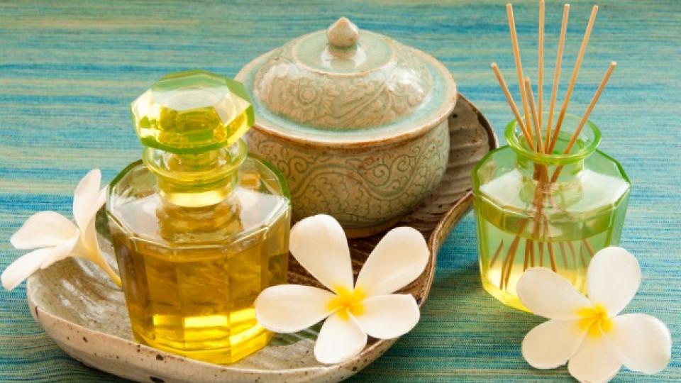 Етерични масла и за мазна кожа