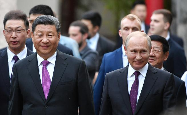Си Цзинпин: Путин е най-близкият ми приятел