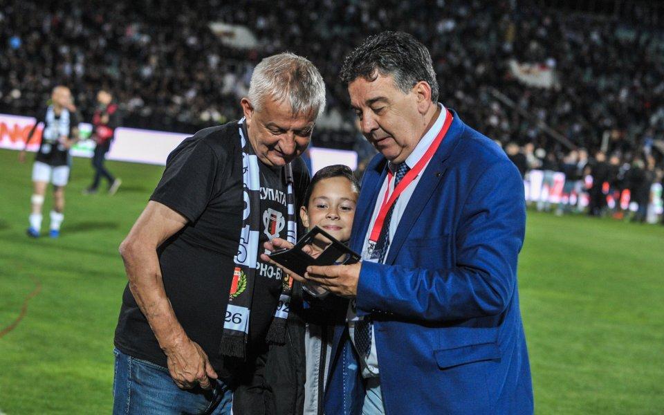 Община Пловдив ще помогне на Локо Пд за Лига Европа