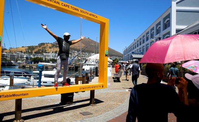 Как изглежда животът в Кейптаун днес
