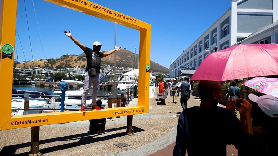 <p>Как изглежда животът в Кейптаун днес</p>